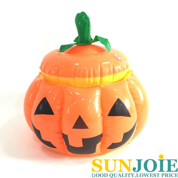 inflatable halloween pumpkins cooler